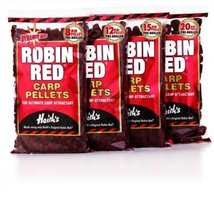 Пеллетс Robin Red Carp Pellets