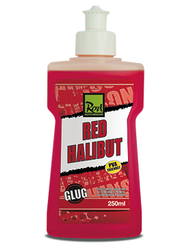"ROD HUTCHINSON Glug ""Red Halibut"" 250ml"