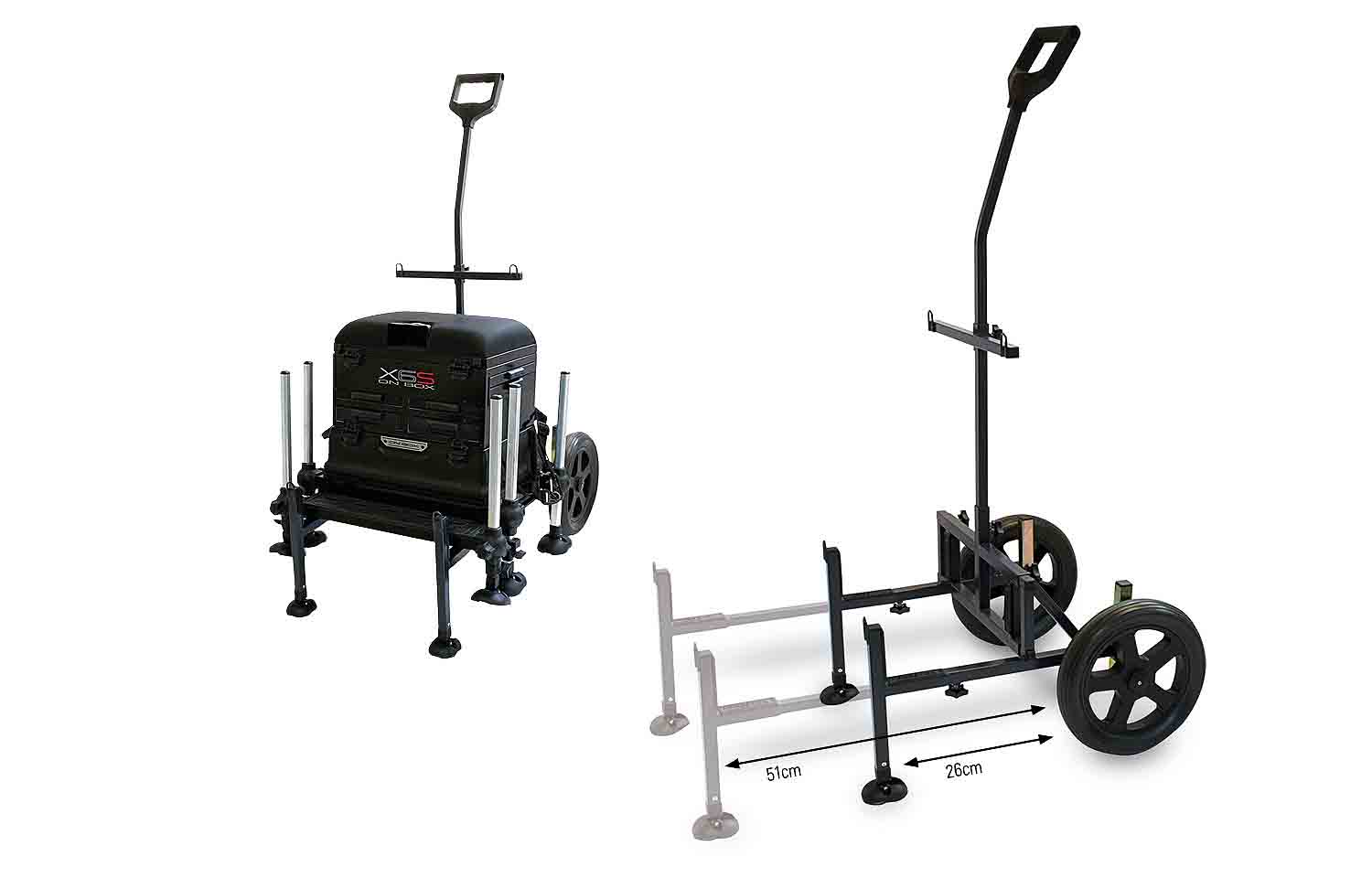 OFFBOX UNIVERSAL TROLLEY