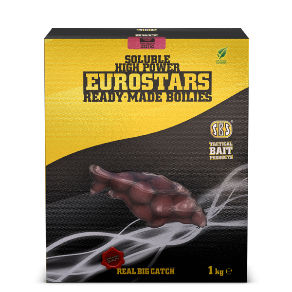 Бойлы Soluble Eurostar Monster Crab (Монстр Краб) 20мм 1кг