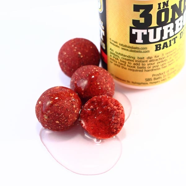 SBS Baits Дип Turbo Shellfish Concentrate 80мл