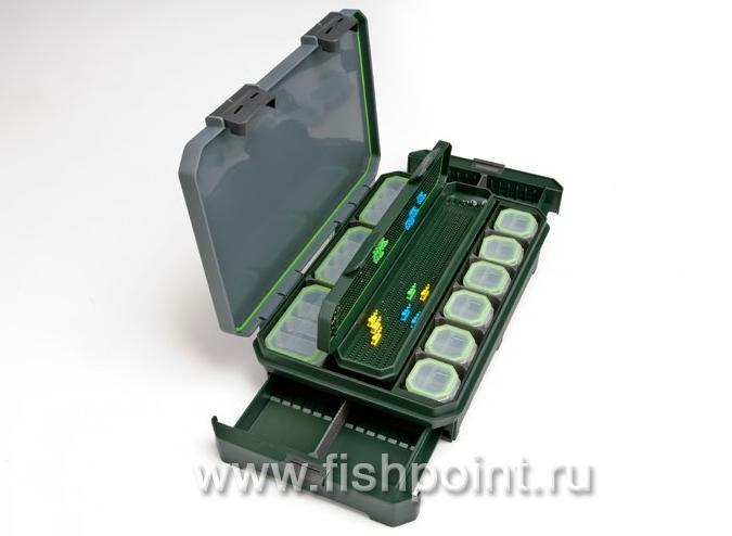 Prodigy Klip-Lok Tacklebase Compact Fully Loaded