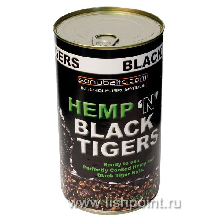 "Семена Hemp ""N"" Black Tiger Nuts"