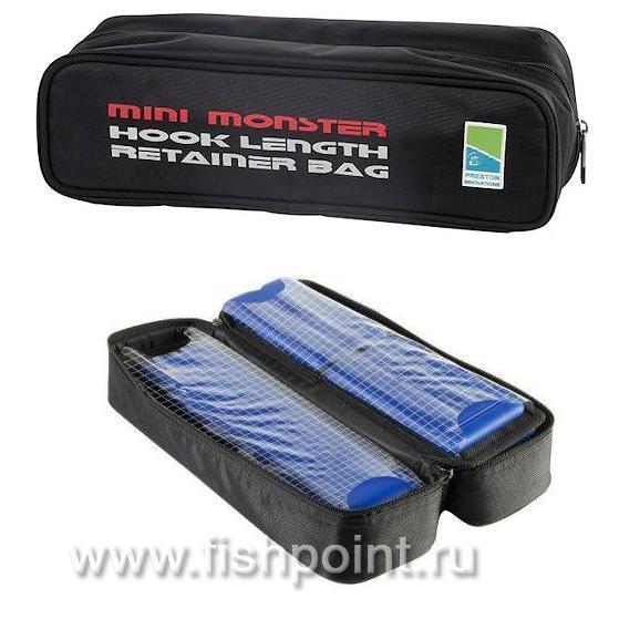 Mini Monster Hardcase Hooklenght Bag