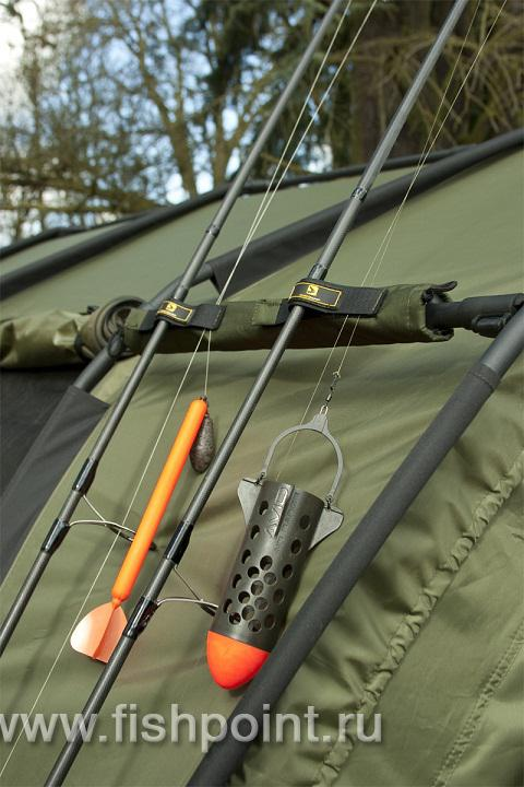 Re Tension Padded Rod Support Bars